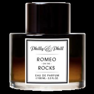 Romeo on the Rocks - P&P logo