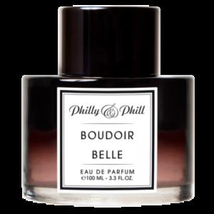 Boudoir Belle - P&P logo