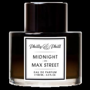 Midnight on Maxstreet logo