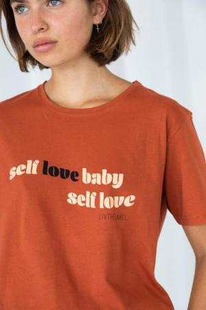 Self love baby logo