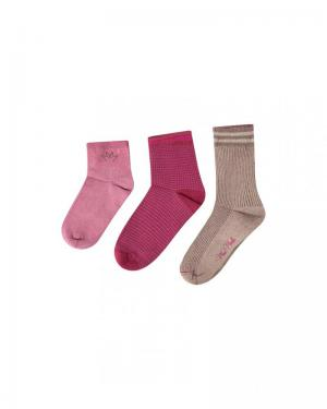 Lurex socks logo