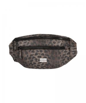 Fanny Pack Leopard camo logo