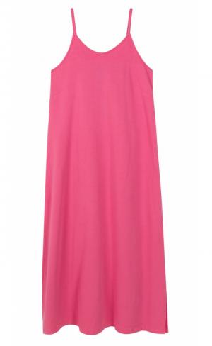 Strappy Dress Silk Fleece logo