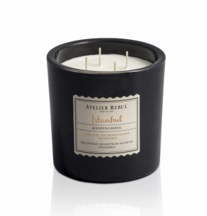 Istanbul Scented Candle 950gr logo