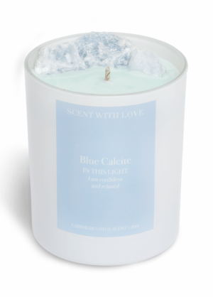Pastel - Blue Calcite - Blue logo
