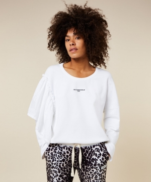 Sweater voile logo