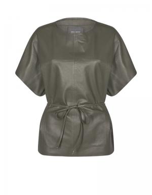 Shirley Leather logo