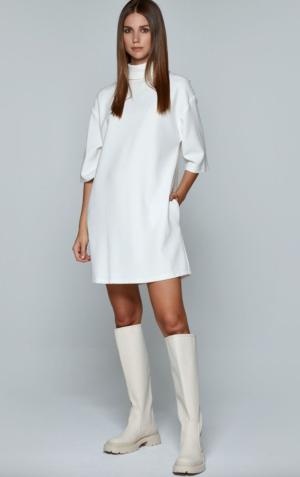 Dress off white logo